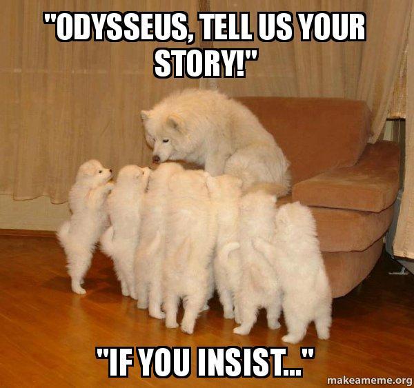 odysseus-tell-us