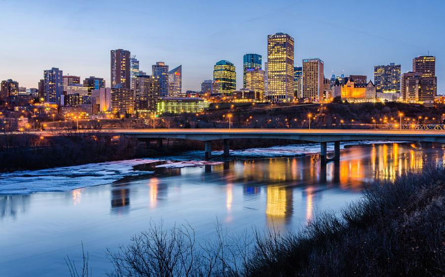 Edmonton-view