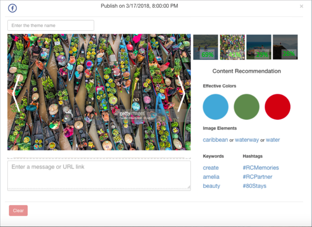 GETTY IMAGES AND CORTEX PARTNER TO BRING ARTIFICIAL INTELLIGENCE TO CREATIVE IMAGERY