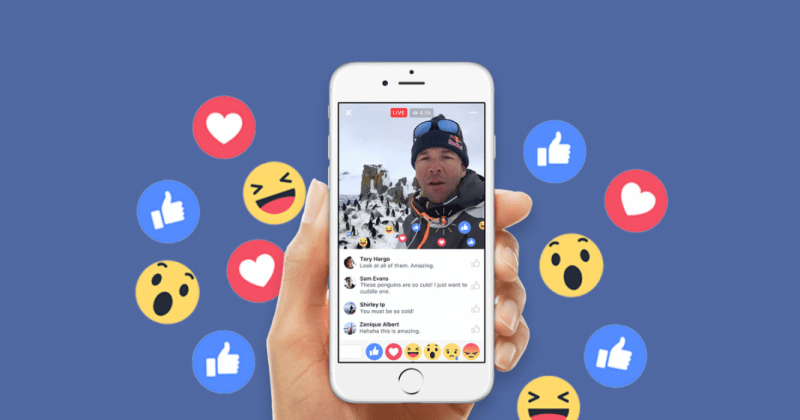 The Art of Facebook and Instagram Live Storytelling